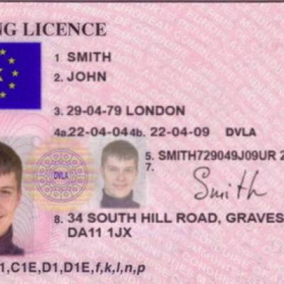 License Uk License Eu To Us Driver Real Buy where License A Driver's s buy